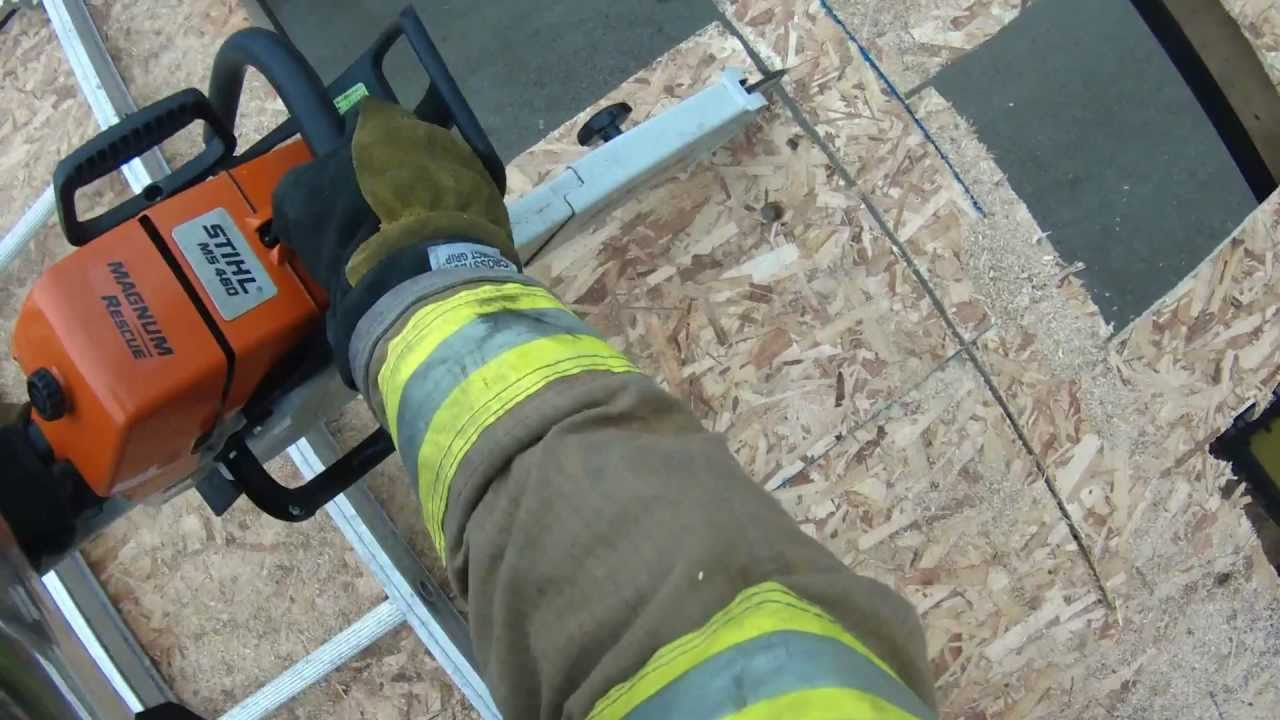 Roof Ventilation Cut Sequence Cmtv